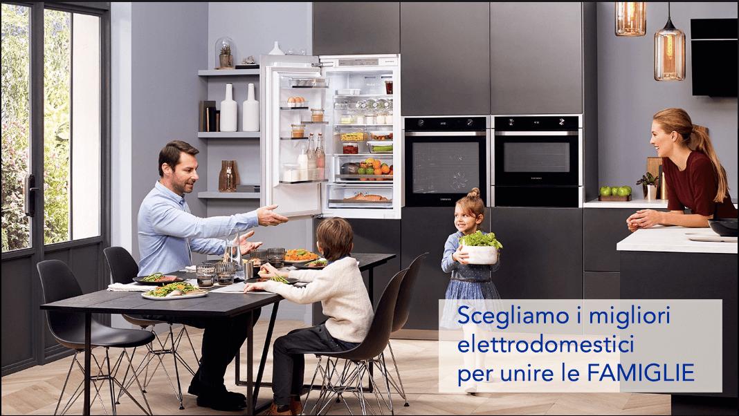 Elettrodomestici on line da incasso Roma.