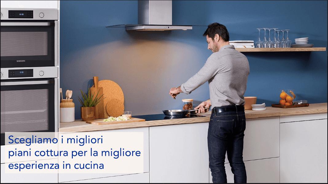 Vendita elettrodomestici on line: Piani Cottura da incasso